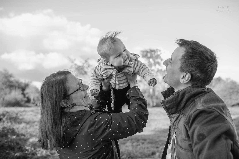 Familienshooting Lemwerder mit Baby